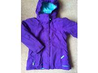 Girls jacket age 5/6