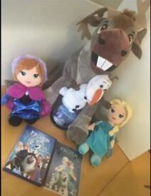Frozen bundle selling for charity : Children with cancer UK