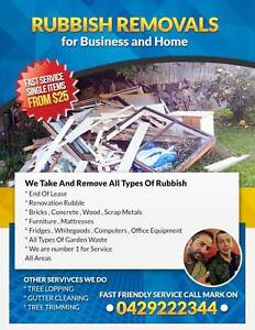 rok rubbish removals and trailer hire Ryde Ryde Area Preview