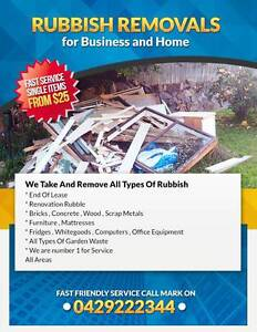 END OF LEASE RUBBISH REMOVAL / DECEASES ESTATE RUBBISH REMOVAL Strathfield Strathfield Area Preview