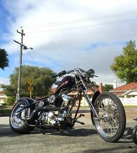 100ci S&S Screaming Demon Big Bear Chopper South Perth South Perth Area Preview