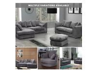 BRAND NEW SOFAS WAREHOUSE CLEARANCE