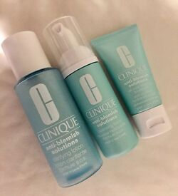 Clinique Anti-Blemish Solutions Facial Skincare