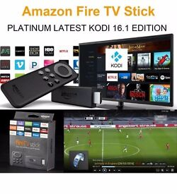 Amazon Fire TV Stick Kodi 16.1 Pulse Build INSTALLATION SERVICE Sports✔️ Movies✔️ TV Shows✔️ Live TV
