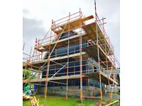 Scaffolding Services - offering a professional, affordable and reliable scaffolding service