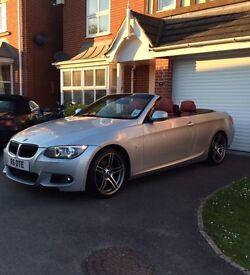 BMW 320i M Sport Convertible 2011
