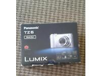 Panasonic DMC-TZ6 camera
