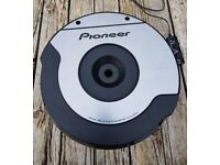 **PIONEER TS-WX610A ACTIVE CAR SUBWOOFER BUILT IN AMPLIFIER AMP - SPARE TYRE BANDPASS SUB 10 INCH**