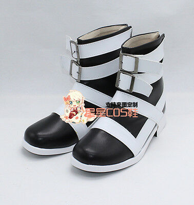 Soul Eater Maka Albarn Adult Halloween Cosplay Shoes Boots X002