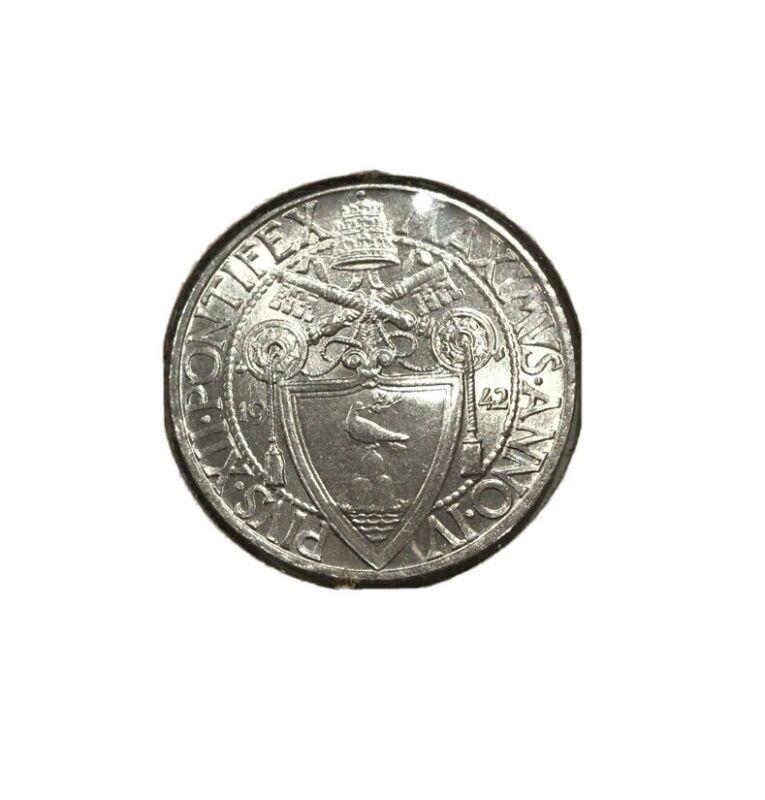 VATICAN CITY 1942 - 50 Centesimi