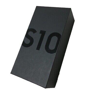 NEW UNLOCKED Samsung Galaxy S10 SM-G973U 128GB BLACK S10 GSM T-MOBILE AT&T