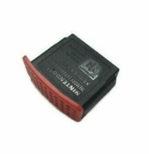 Nintendo 64 Expansion Pak Pack Official N64 Memory Pack OEM Original NUS-007