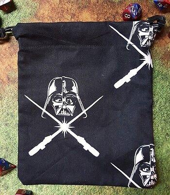 Star Wars Darth Vader GID dice bag, card bag, makeup bag - Darth Vader Makeup