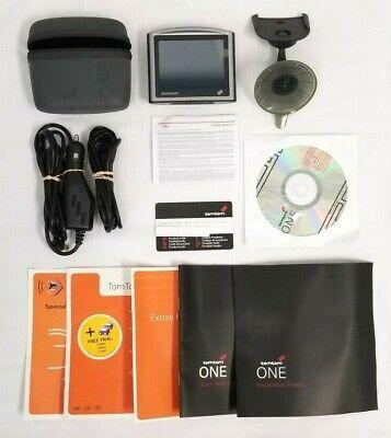 Tomtom One 4N00.005 GPS Portable Navigator A3