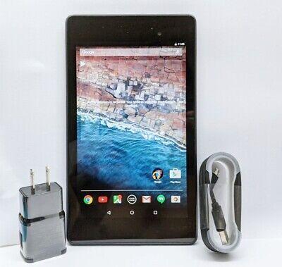 ASUS Google Nexus 7 in (2nd Generation) 32GB/16GB Black Wi-Fi Tablet