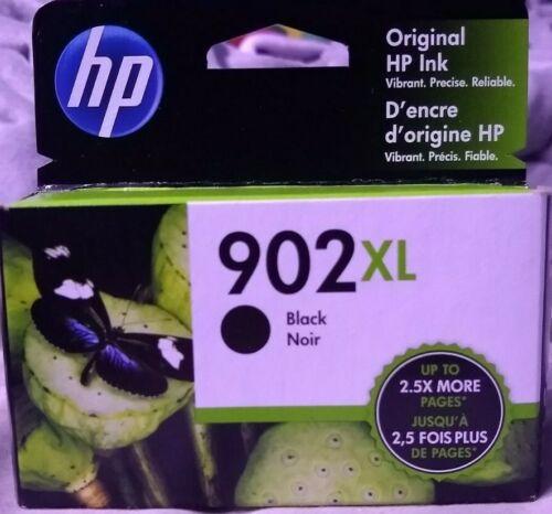 HP 902XL Black ink, Brand new, retail box, EXP 2022