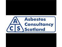 Asbestos surveying - sampling - consultancy