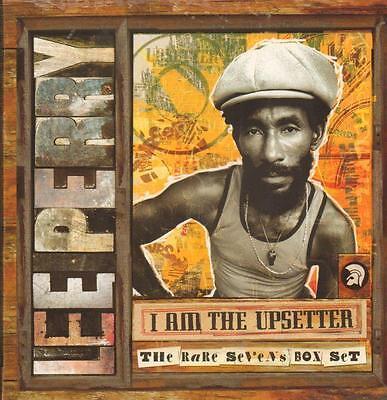 "Lee Perry(8 x 7"" Vinyl)I Am The upsetter-Trojan-TJLBX244-UK-2005--M/M"