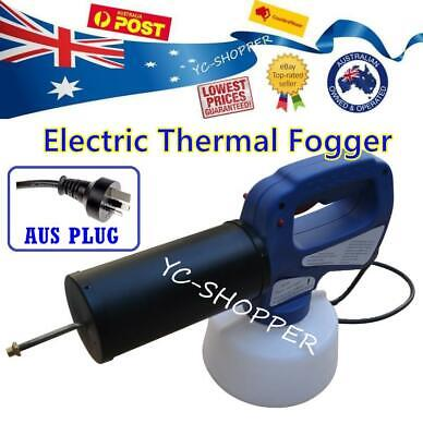 240V Thermal Fogger Effective Insect Mosquito Pest Control in Yard or Buildings