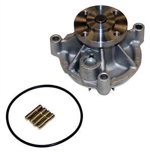 engine water pump gmb 125 5730 fits 95 02 lincoln continental 4 6l v8 ebay. Black Bedroom Furniture Sets. Home Design Ideas