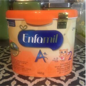 Enfamil A+ (stage 2, for 6-13 months 550g)
