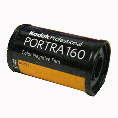 Kodak Portra 160 35mm Film - 36exp - NO PACKAGING