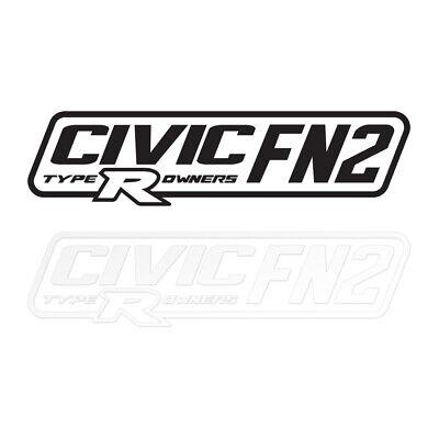 Karosserie & Exterieur Styling HONDA CIVIC TYPE R EP3 FN2 FK2 KISS ...
