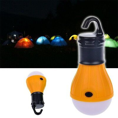 Birne Led Outdoor Laterne (Outdoor LED Camping H?nger Lampe Licht Laterne Zeltlampe Campingleuchte Birne NN)