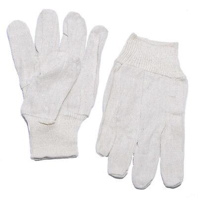 Cordova Canvas Work Gloves 8 Oz Mens Size Dozen