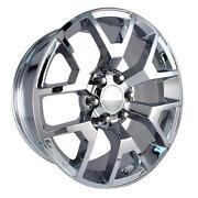 GMC Sierra 20 Wheels