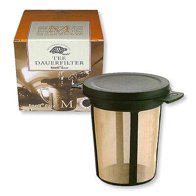 Tee Dauerfilter M Teedauerfilter Teefilter Teesieb Kaffeedauerfilter Teenetz Tee