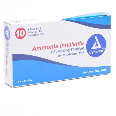 Ammonia Inhalant Amp10