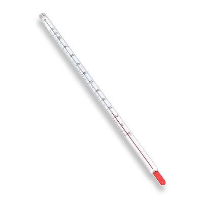 Petroleum Thermometer für Tee bis 110 Grad Teethermometer Glasthermometer Tee