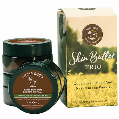 Earthly Body Skin Butter Trio Gift Set ()