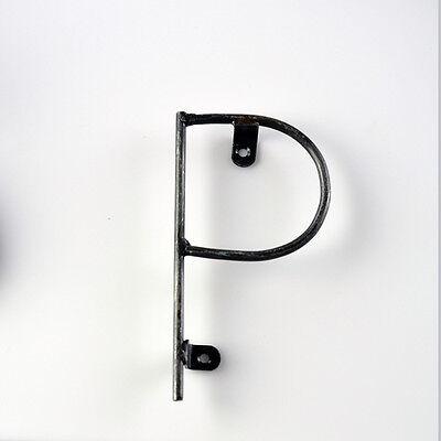 Letter P - Vintage Wire Letter - Sign Letter - Metal Letter - DIY Sign Letter