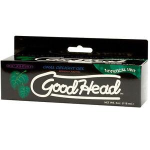 Good head oral delight gel speaking