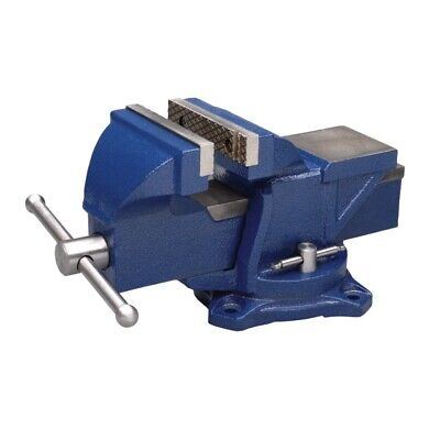 Wilton 11104 General Purpose 4 Jaw Bench Vise With Swivel Base