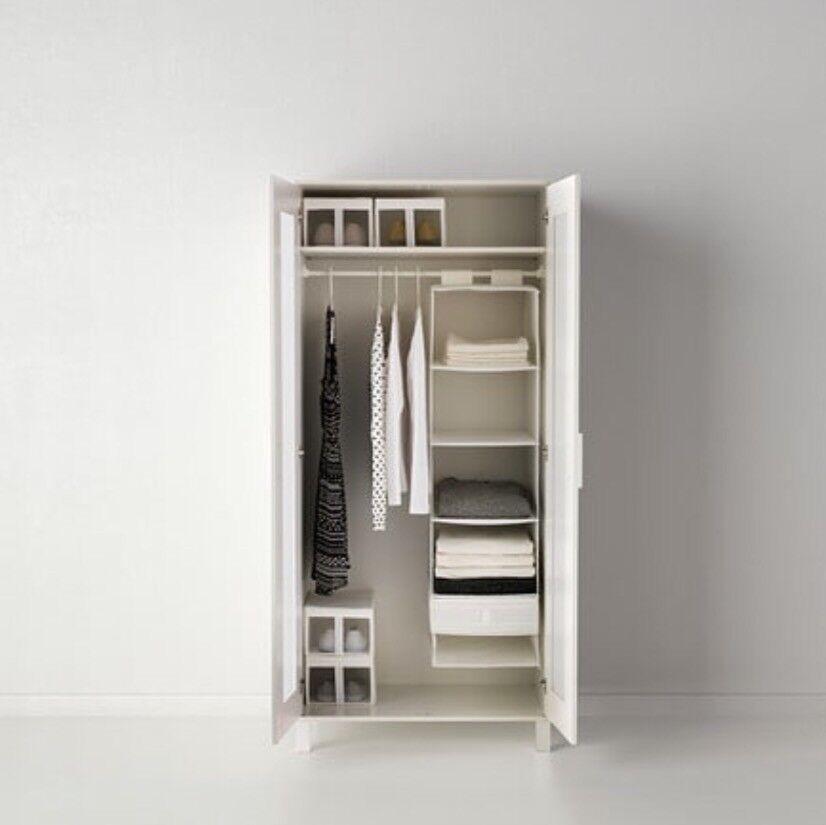 Brand New IKEA Hanging Storage Clothes Organiser