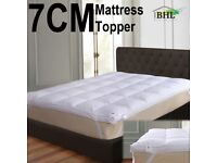 2000+ Luxury Goose Feather Mattress Toppers/Pillows/Duvets WHOLESALE JOBLOT