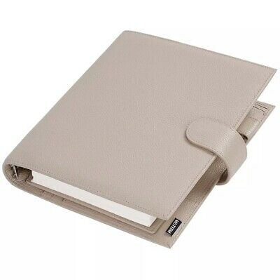 Moterm New Series Luxe A5 Rings Planner With 30 Mm Silver Rings Binder