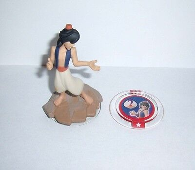 Disney Characters Out Of Costume (DISNEY INFINITY 2.0 Originals Aladdin Character Figure W Rags to Riches)