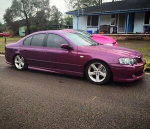 2005 mk2 ba xr6 Raymond Terrace Port Stephens Area Preview