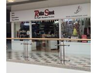 Part time retail assistant needed Monday & Friday with the odd Saturday 11am - 4pm