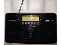 ROBERT DUOLOGIC BATTERY OPERATED RADIO
