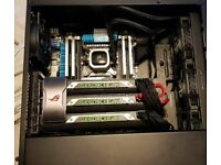 E5 1680 V2 and X79 bundle, nearly full system
