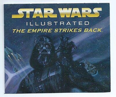 2015 Star Wars Illustrated Empire Strikes Back base set 1-100