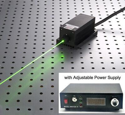 532nm 1w 1000mw Green Dot Laser Module Ttl Analog Tec Adjustable Power