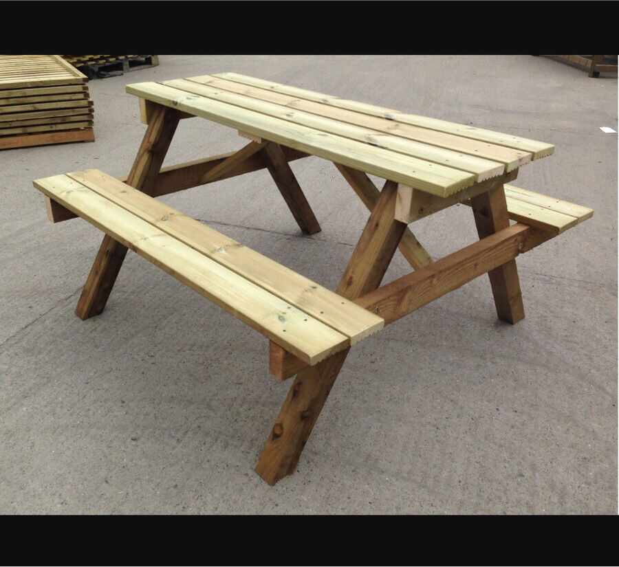 Pub Style Garden Bench In Yate Bristol Gumtree