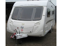 Caravan - Swift Challenger 530-4SE - 4 Birth Caravan - 2007