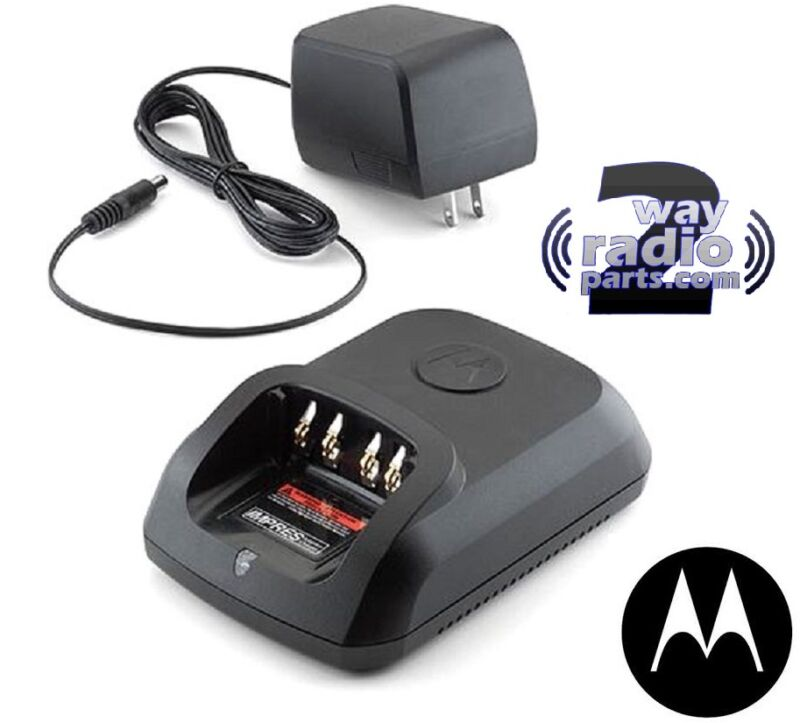 REAL Motorola Impres Charger APX2000 APX3000 APX4000 Li XPR 6550 6580 WPLN4232A